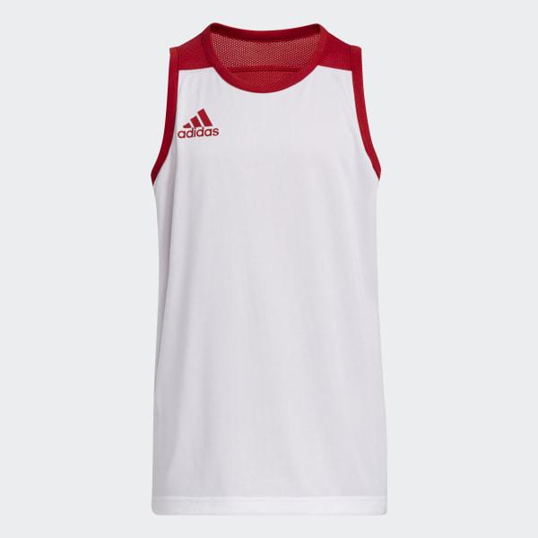 016c86301 adidas 3G Speed Reversible Jersey - Red   adidas Ireland