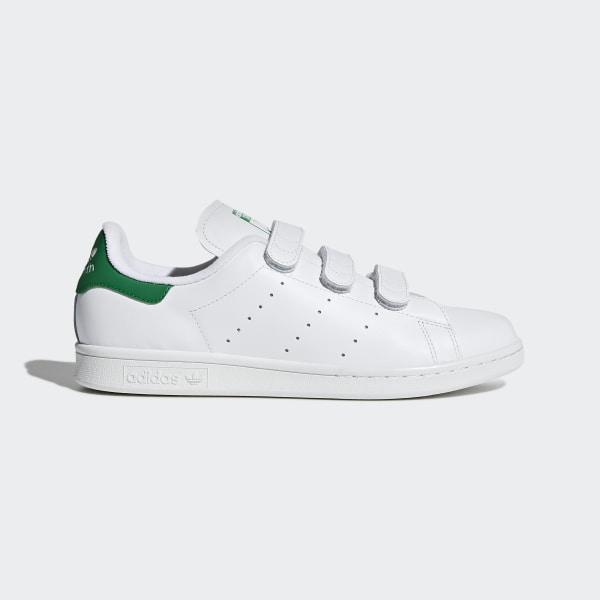 4fb6404535b10 Tenisky Stan Smith Footwear White / Green / Green S75187