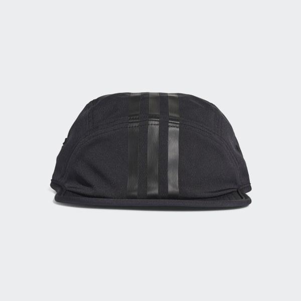 5cc7dd9bf68e6 3-Stripes Tech Cap Black   Black DV0198