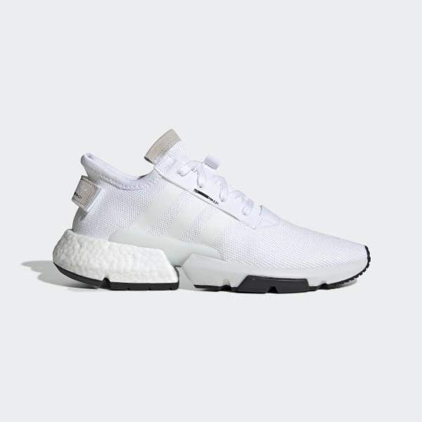 quite nice cfb2b f6037 POD-S3.1 Shoes Cloud White   Cloud White   Core Black B37367