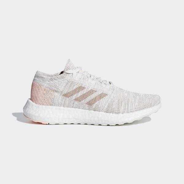 306ec81130 adidas Pureboost Go Shoes - White | adidas US