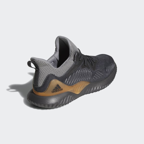 Alphabounce Beyond Shoes Grey Four / Carbon / Solid Grey CG4762