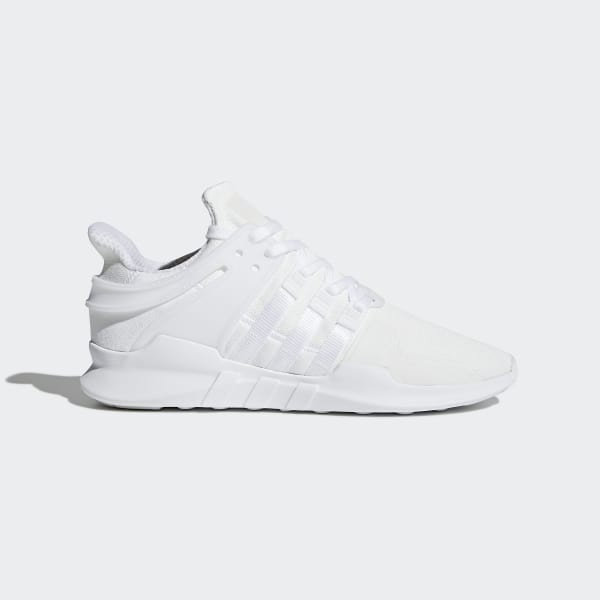 Blanc – Adidas Originals Eqt Support Adv Baskets Blanc Cp9558 Homme Blanc