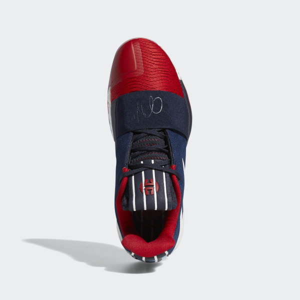 82a50418dd19 Harden Vol. 3 Shoes Legend Ink   Collegiate Navy   Power Red G54024
