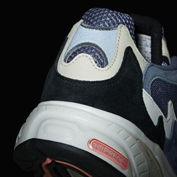 92286478 Temper Run Shoes Raw Indigo / Raw Indigo / Core Black G27919