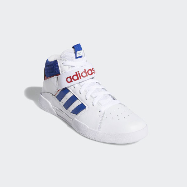 cd12042cb04ae VRX Cup Mid Shoes Cloud White / Collegiate Royal / Scarlet DB3174
