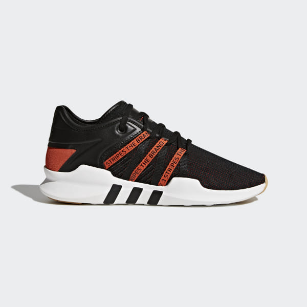 89a9c76cec EQT ADV Racing Shoes Core Black / Bold Orange / Ftwr White CQ2154