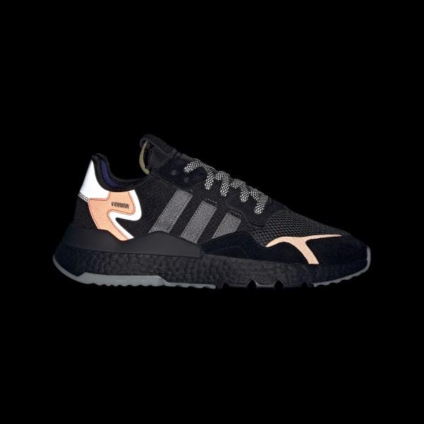 check out 1af6d f1124 Nite Jogger Boost Shoes Core Black   Carbon   Active Blue CG7088