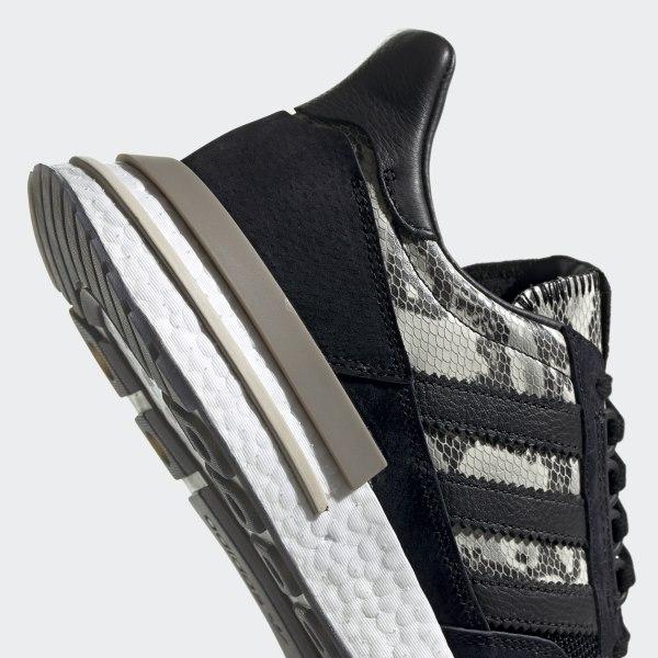 super popular 58837 9ea11 adidas ZX 500 RM Shoes - Black | adidas UK