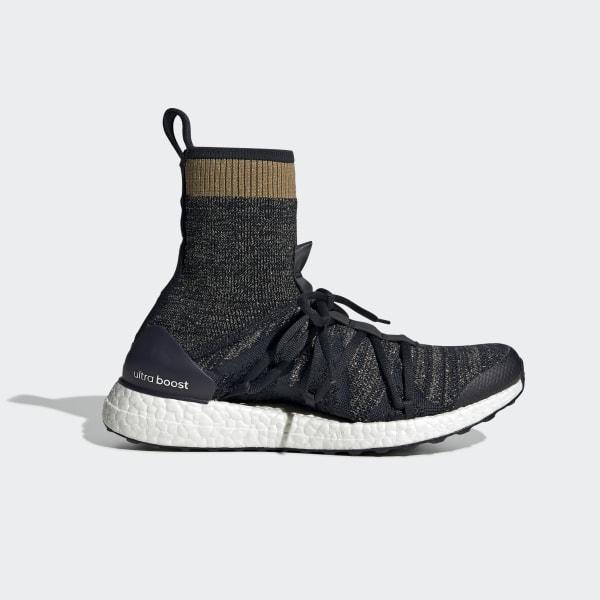 huge selection of 8faaa aa4ec ULTRABOOST X Mid Shoes Legend Blue / Black White / Cloud White BY1834