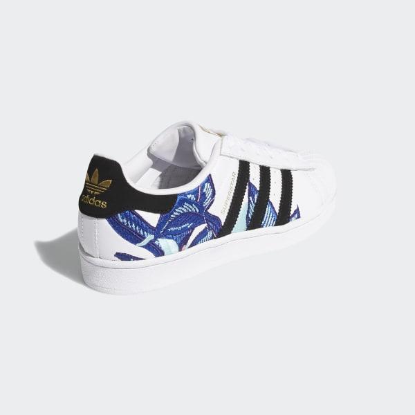 55bc3910 Superstar Shoes Cloud White / Core Black / Gold Metallic B28014