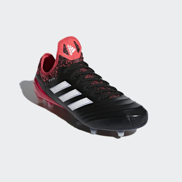 10f08a4467af Copa 18.1 Firm Ground Boots Core Black/Ftwr White/Real Coral CM7663