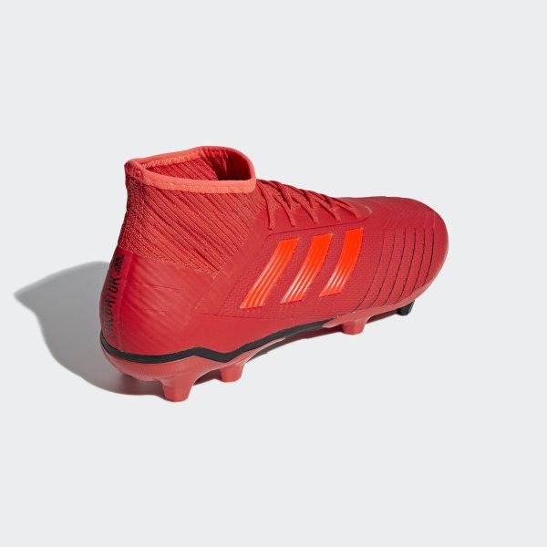 18aa12ee561 adidas Predator 19.2 Firm Ground Cleats - Red | adidas US
