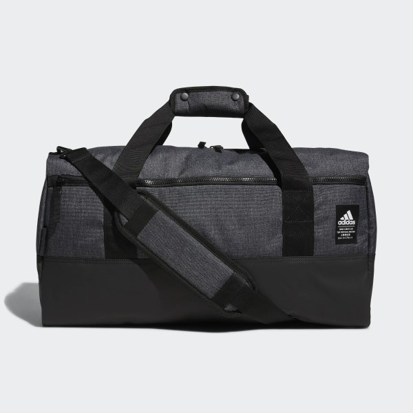 d3b2d222ca1 adidas Amplifier Duffel Bag - Black | adidas US