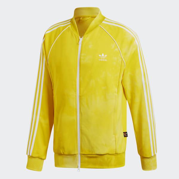 adidas Pharrell Williams Hu Holi SST Track Jacket Gelb   adidas Austria