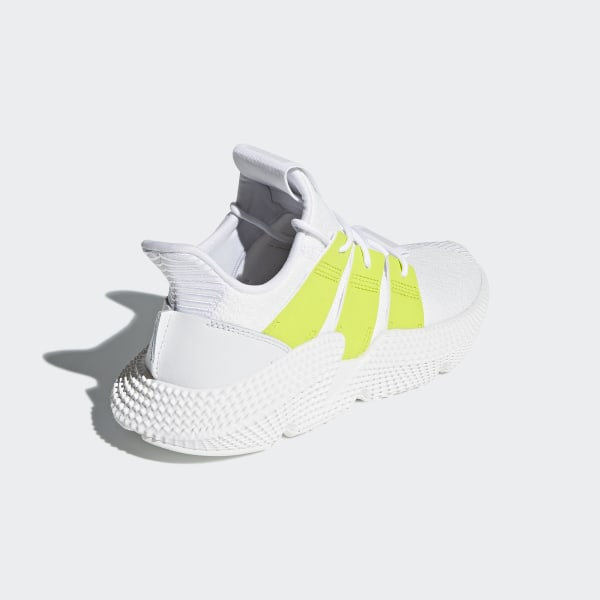 reputable site d2d86 37427 Prophere Shoes Ftwr White   Semi Solar Yellow   Crystal White B37659