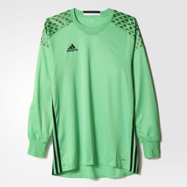 9d71d4b77 Onore 16 Goalkeeper Jersey Solar Lime   Raw Lime   Black AH9700