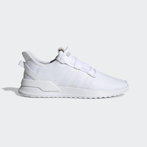 Adidas Originals U_path Run Schuhe Neu Mädchen Schwarz Weiß