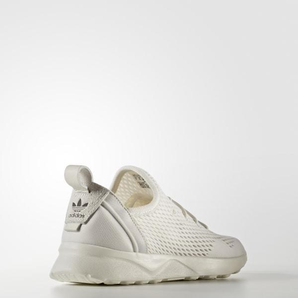 hot sale online 5fdcb f1d91 adidas ZX Flux ADV Virtue EM Shoes - White | adidas Australia