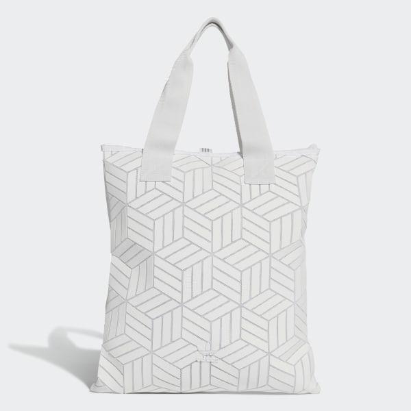 fa15a830d9a adidas 3D Shopper Bag - White | adidas Canada