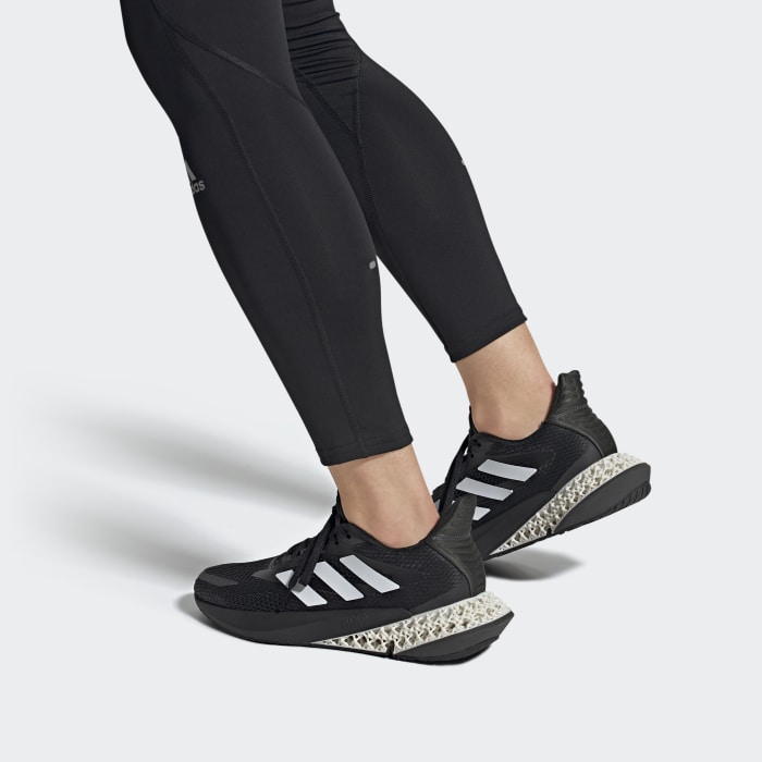 Running Black adidas 4DFWD Pulse Shoes