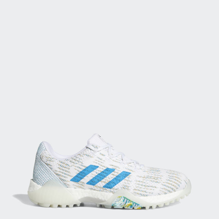 Women Golf White CodeChaos Primeblue Golf Shoes