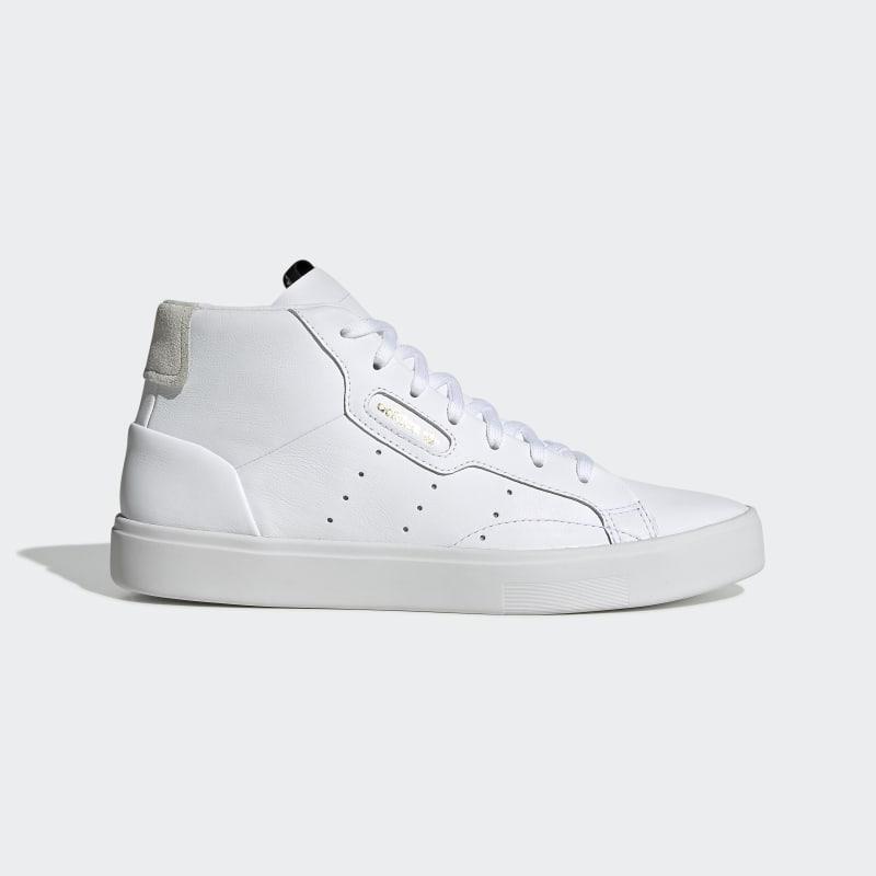 adidas Originals Jakke D Sleek Hood Winter Black