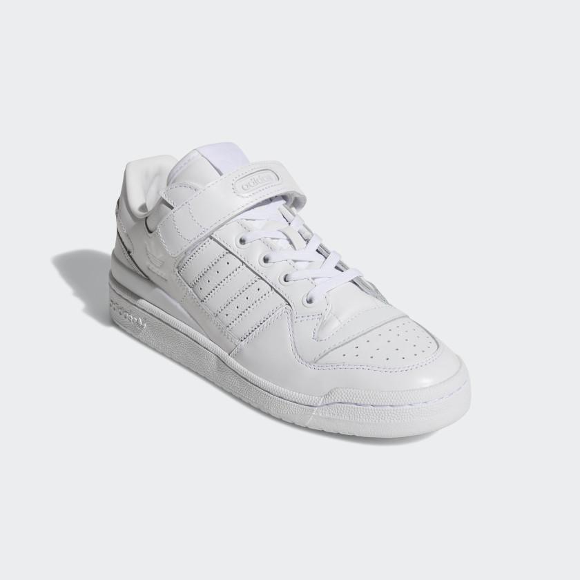 France Blanc P5w6fnqg Chaussure Adidas Low Forum waFAAq