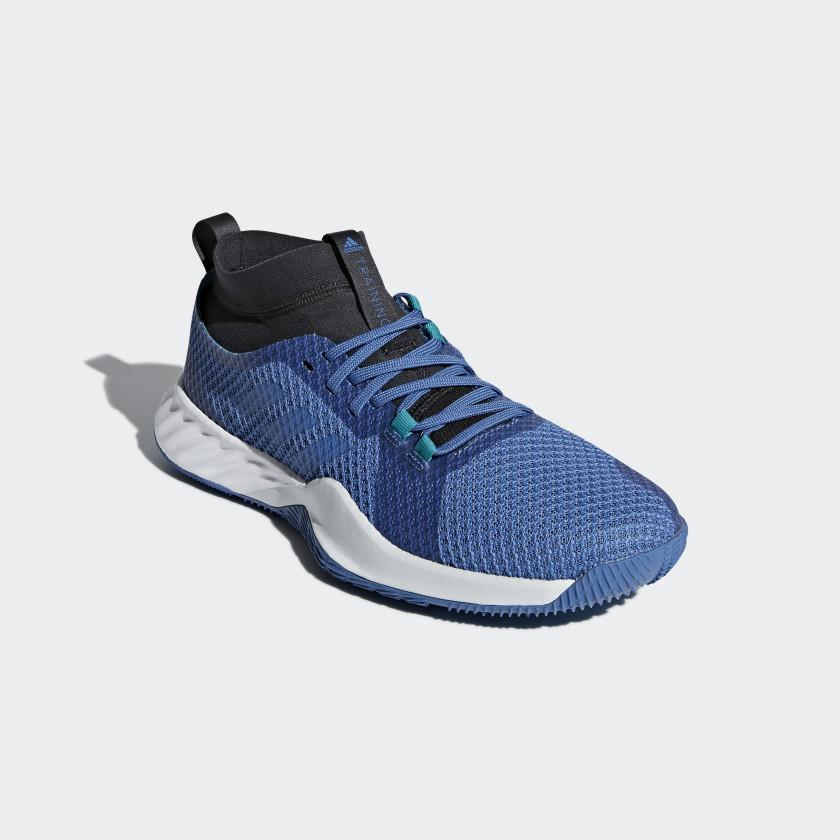 Bleu 3 Adidas Pro Chaussure Switzerland Crazytrain nPTq8twfx