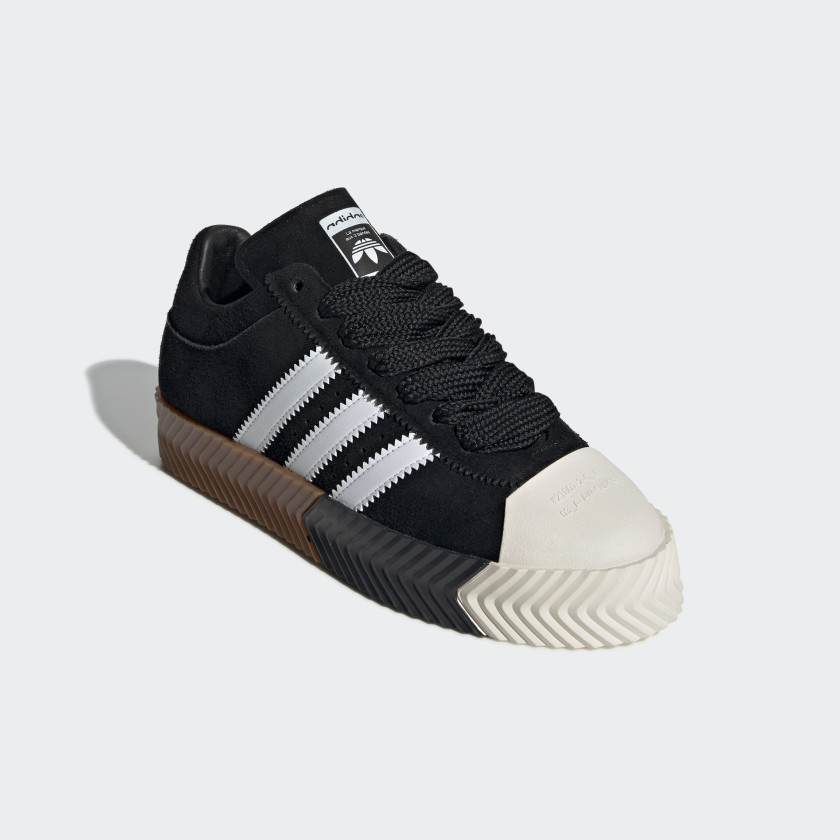 newest d815b 37716 Scarpe adidas Originals by AW Skate Super Nero G28385 04 standard.jpg