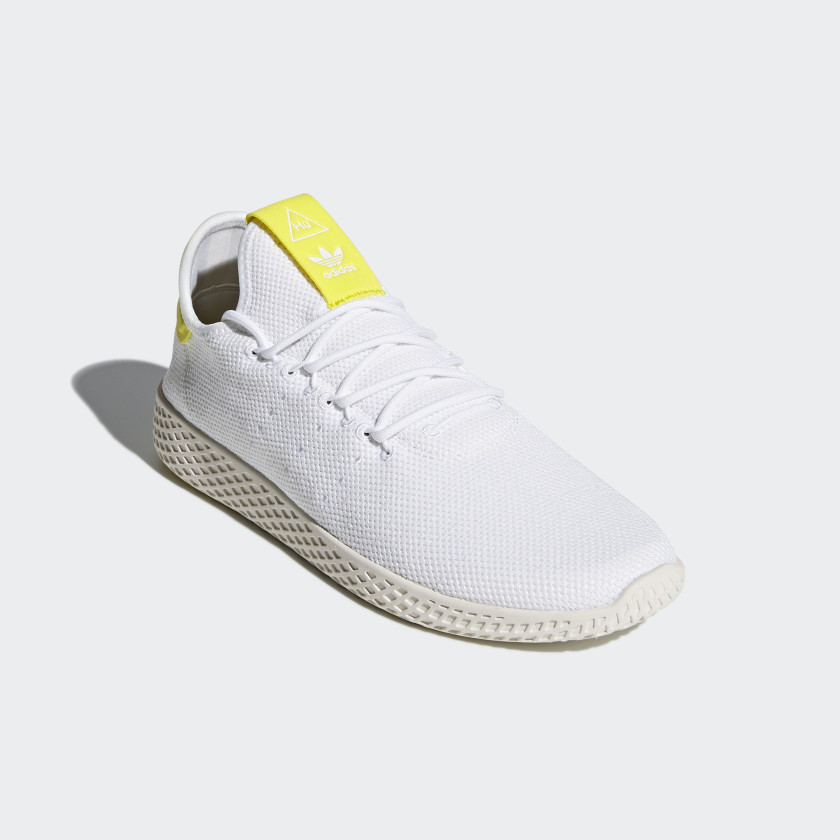 Chaussure Hu Williams Blanc France Tennis Adidas Pharrell qqZw8SBP