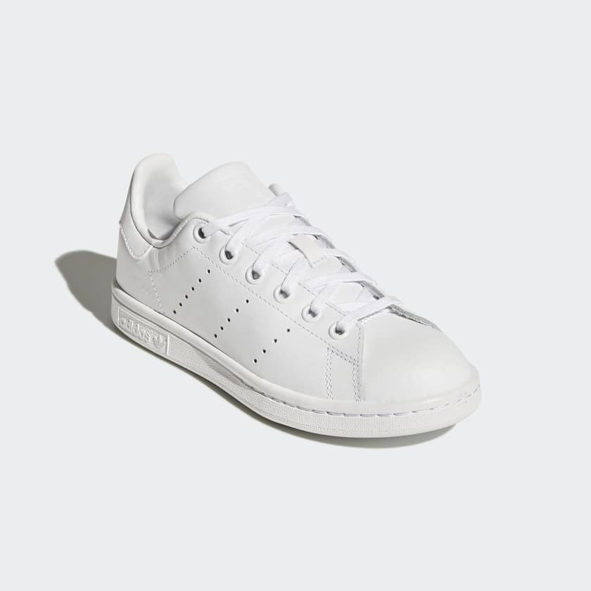 Bambini Originals Scarpe Stan Smith Footwear White