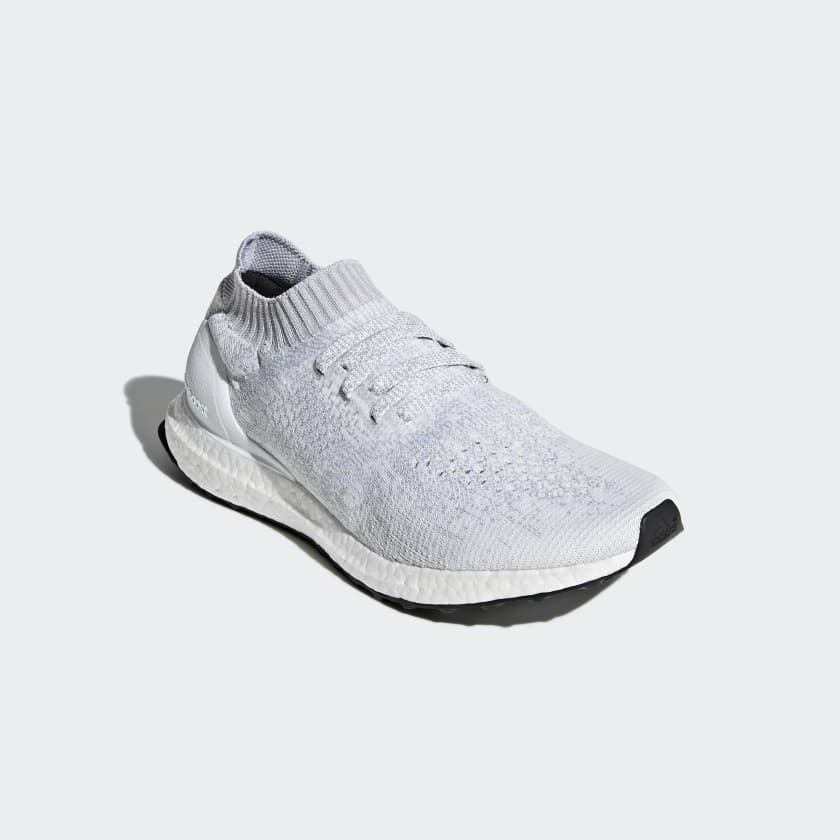Uomo Running Scarpe Ultraboost Uncaged Ftwr White white Tint core Black