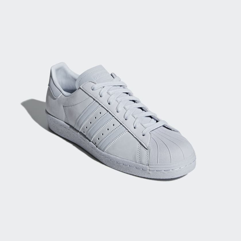 Scarpe Uomo aero 80s Blue Blue Originals Superstar Aero