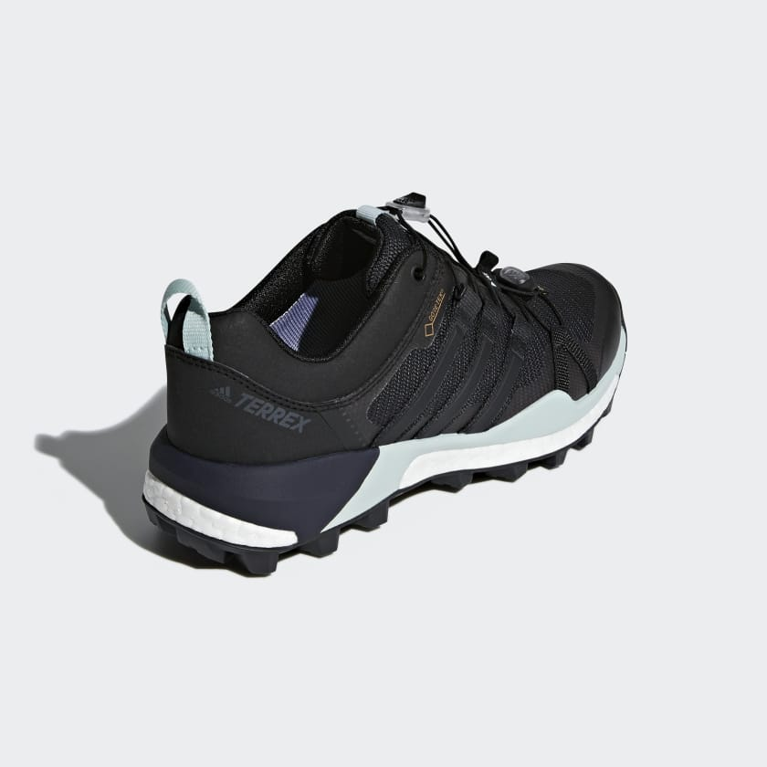 Donna Adidas Terrex Scarpe Skychaser Gtx Core Black core Black ash Green