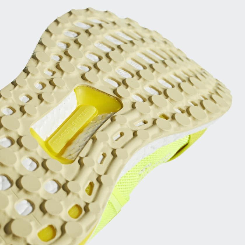 Bright Yellow Scarpe Donna Mist Adidas Ultraboost Stella X Sun By Mccartney Solar