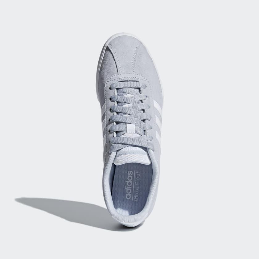 Donna Essentials Scarpe Courtset Aero Blue Ftwr White