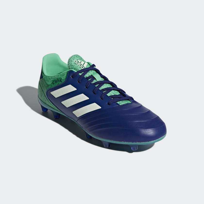 Green Scarpe hi-res 2 Ink Da aero Uomo Copa Unity Ground 18 Firm Calcio Green