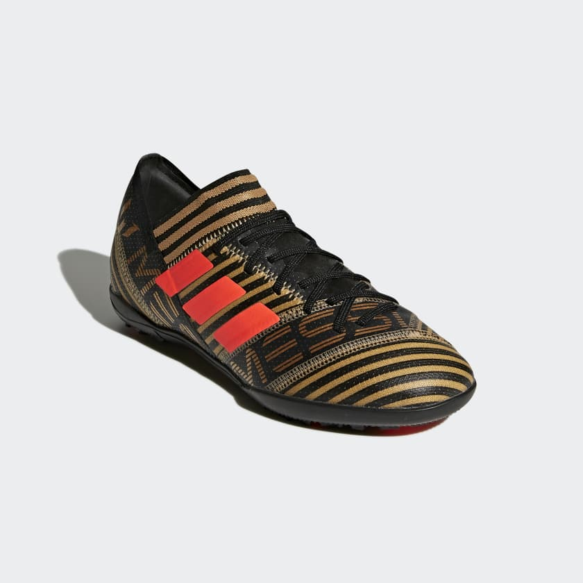 Tango 17 Messi Turf Nemeziz 3 Chaussure Adidas Noir 4qRzfxOw