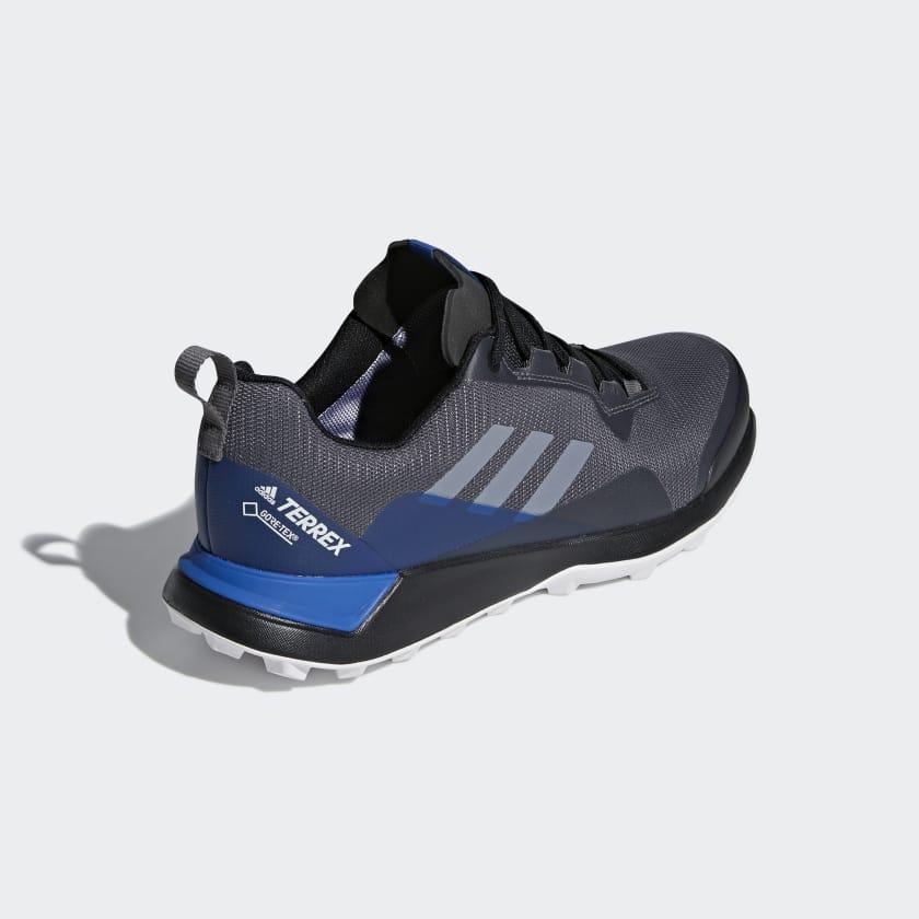 Uomo Adidas Terrex Scarpe Cmtk Gtx Grey Five One Blue Beauty