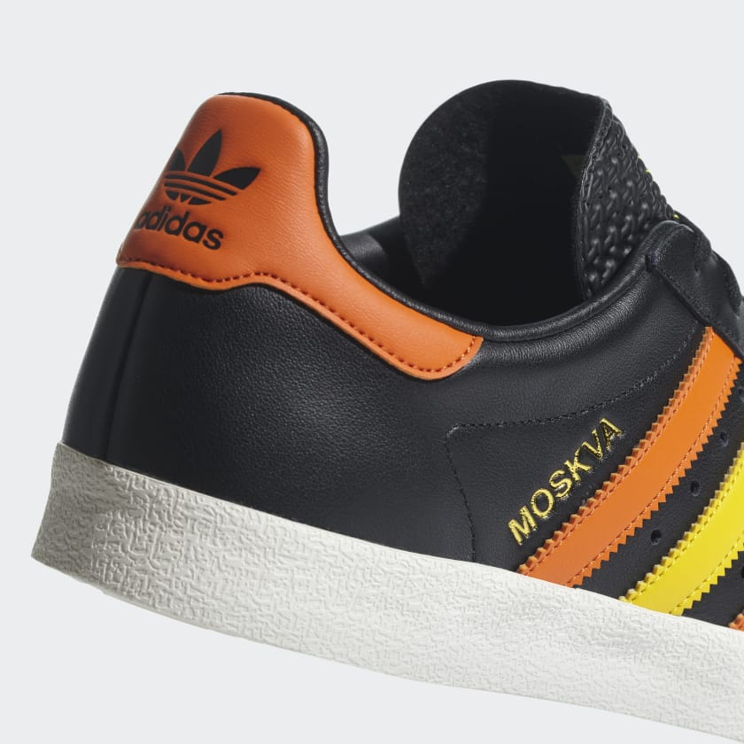Originals Scarpe Adidas 350 Core Black orange eqt Yellow