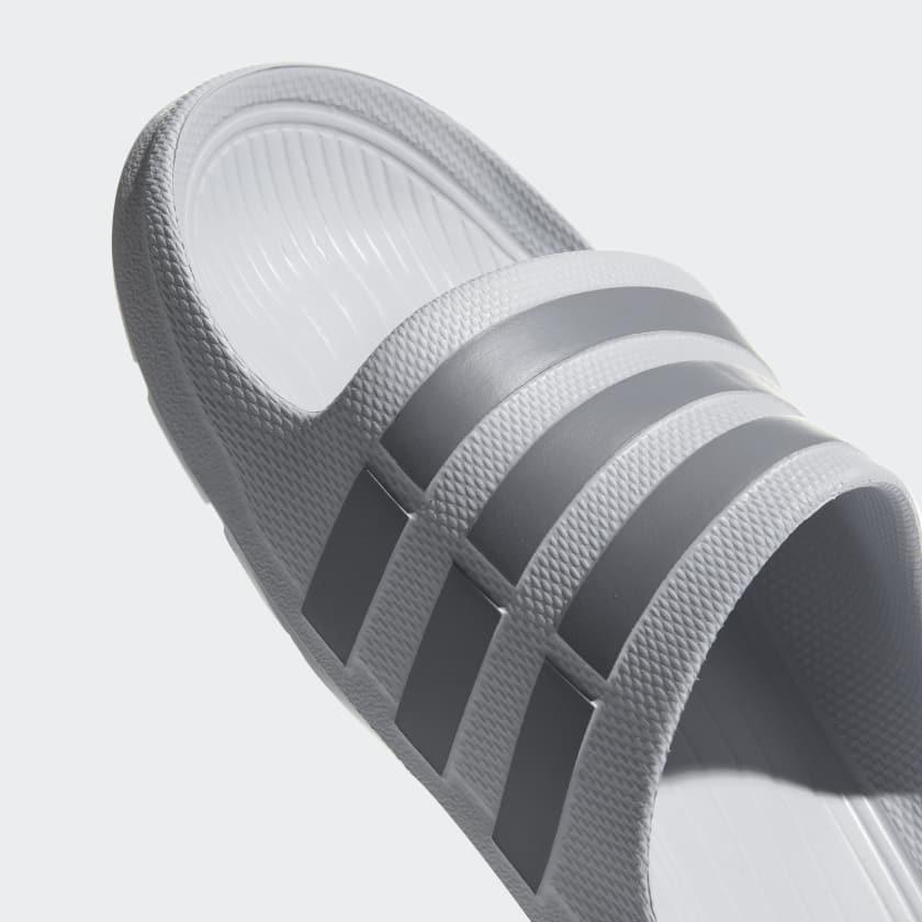 Essentials Ciabatte Duramo Clear Onyx grey