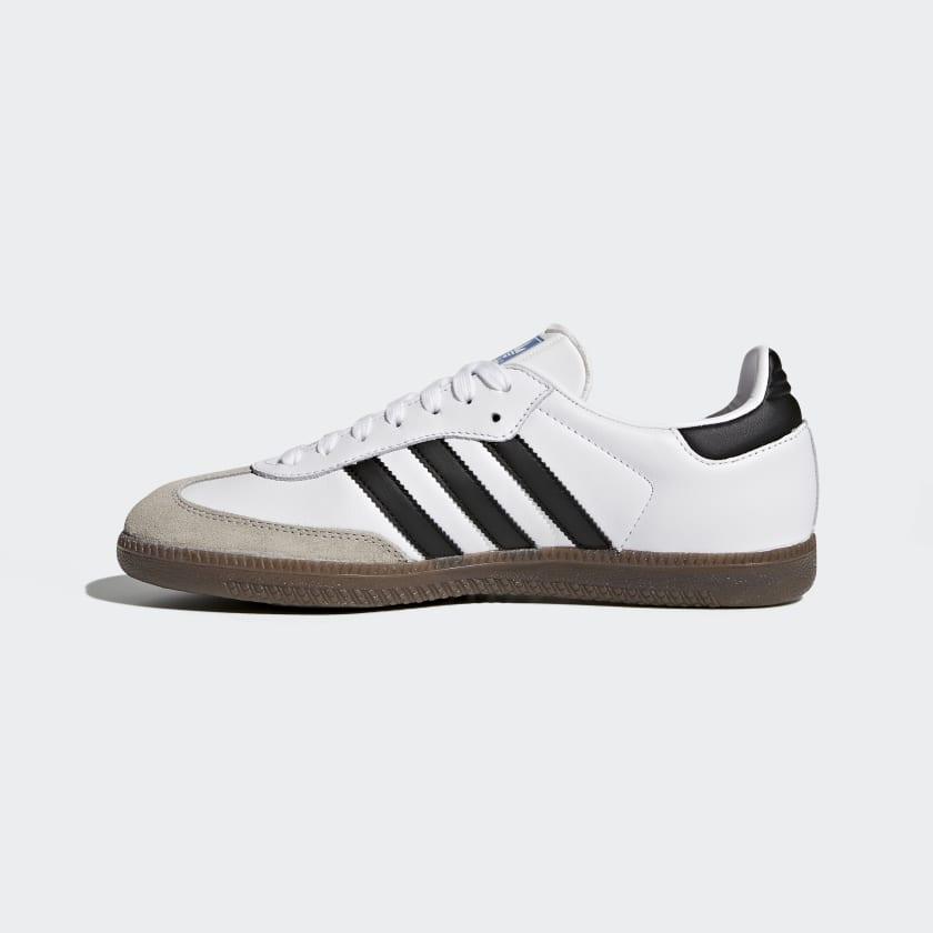 Black core White Footwear Og Originals clear Scarpe Granite Samba