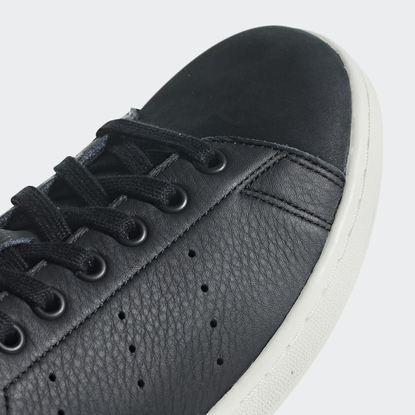 Originals Stan Smith Core Scarpe Black Met Premium Gold