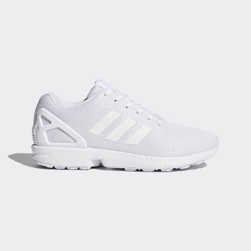 Originals Scarpe Zx Flux Footwear White clear Grey