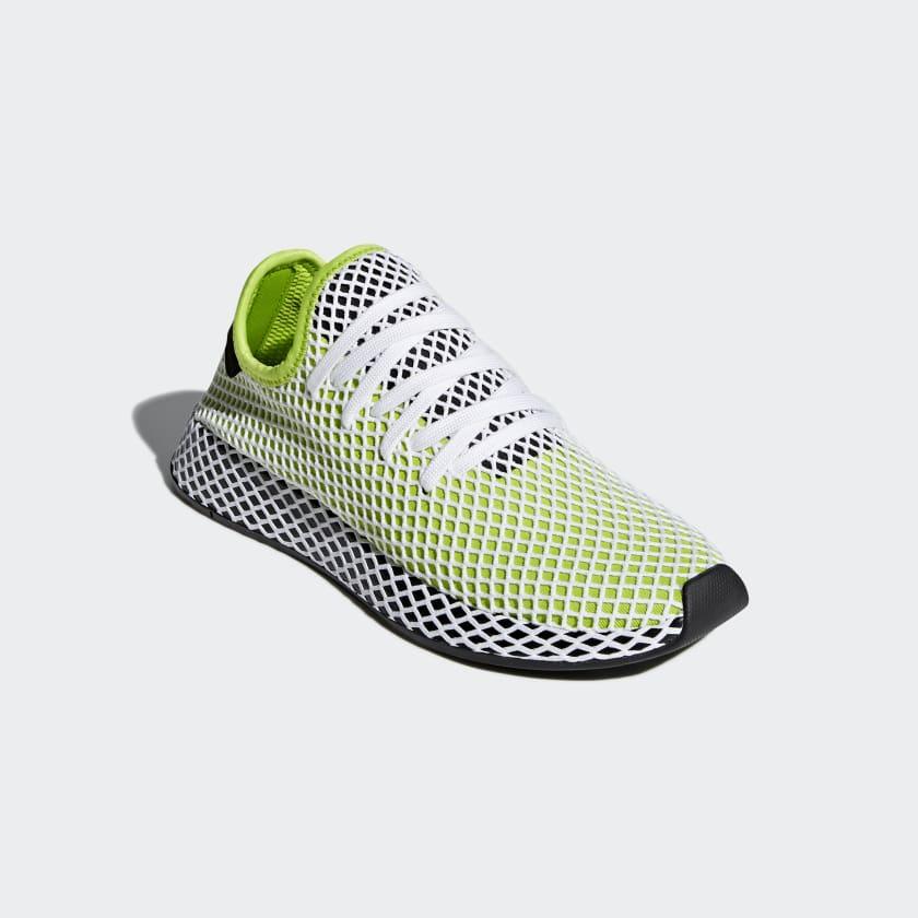 Adidas Originals Deerupt Formateurs Coureur Dans B27779 Vert - Vert HiHwcUHts