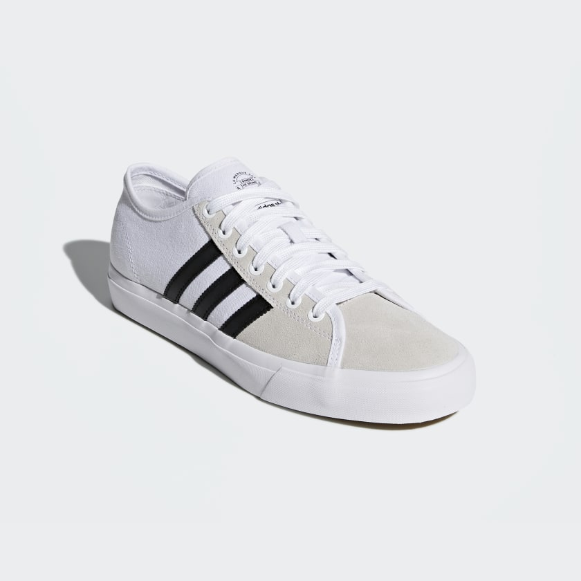 Buy Cheap Fast Delivery adidas Skateboarding Matchcourt RX Trainers In White CQ1129 - White adidas The Cheapest Cheap Online a9Np9ae0m4