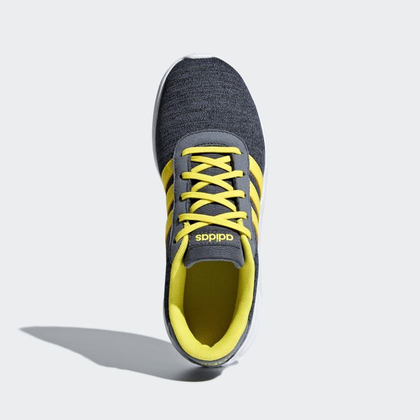 Yellow Onix Racer Essentials Lite Bambini Scarpe Shock Carbon