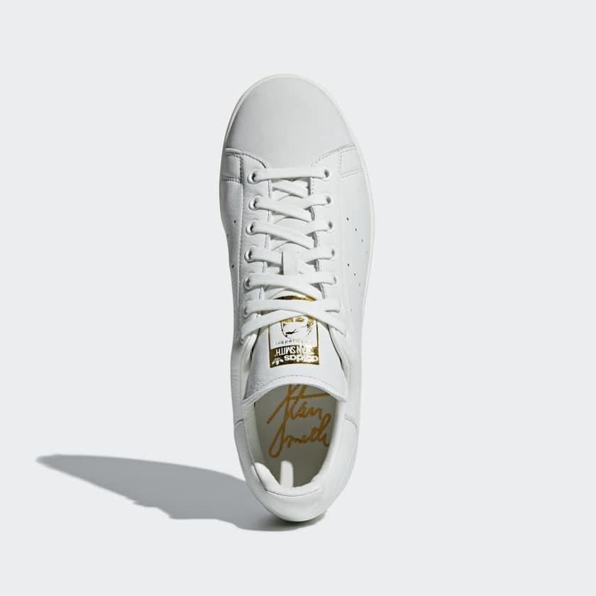 Gold Originals Met Tint White Stan Premium Smith Scarpe