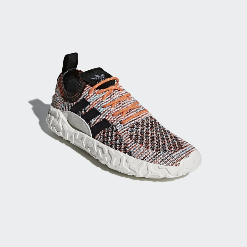 adidas F/22 Primeknit Trainers In Orange Cheap Sale Outlet Store OzRhl